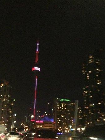 InterContinental Toronto Centre: Night View