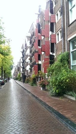 Jordaan : A fabulous street this