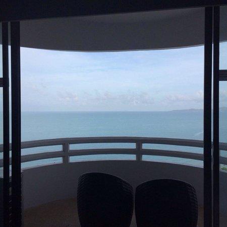 D Varee Jomtien Beach, Pattaya: View from the room