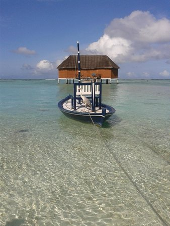 Meeru Island Resort & Spa: the honeymoon suits