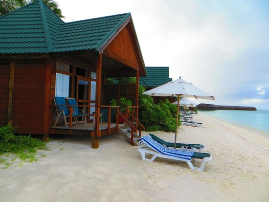 Meeru Island Resort & Spa: Water Villa