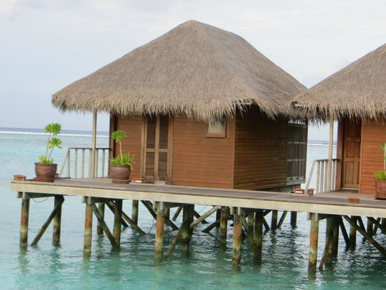 Meeru Island Resort & Spa: Spa
