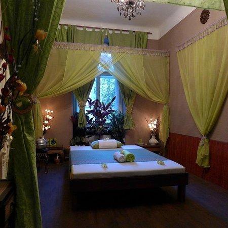 Thajská masáž- Lanna K