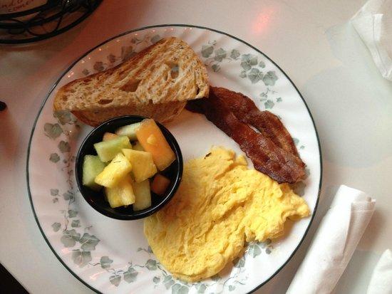 Milk & Honey: Kid's Big Breakfast