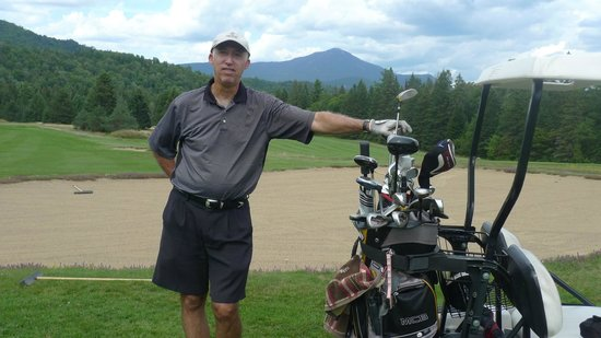 Lake Placid Club Golf Courses: Lake Placid Golf with Whiteface Mt.