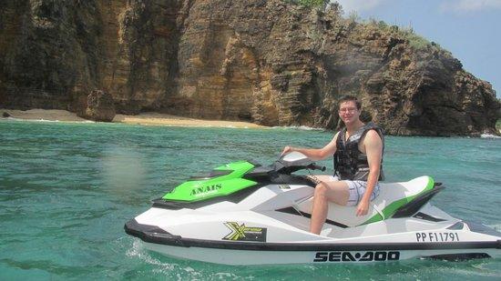 Xperience Watersports: Enjoying the adventure tour on jetskis