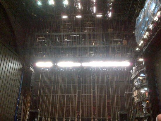 State Opera House : il palco
