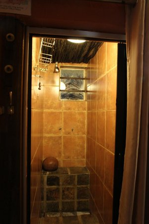 1322 Backpackers International: Bad en Suite
