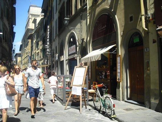 La Cantinetta Osteria con Cucina: La Cantinetta - Firenze
