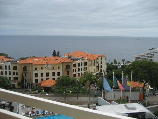 Raga Hotel: Vistas desde la terraza
