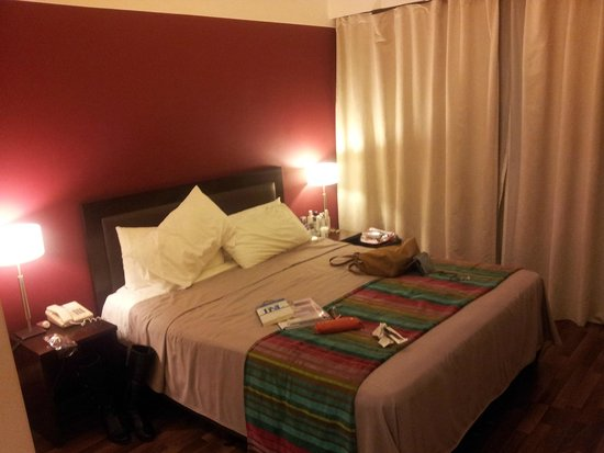 Rochester Hotel Classic: habitación