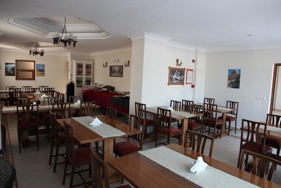 Hotel Ave Maria: retorant
