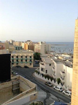 Il Palazzin Hotel : camera sea view