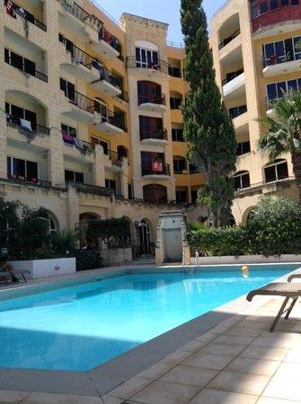 Il Palazzin Hotel : piscina hotel