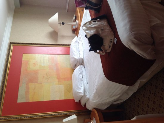 Daresbury Park Hotel: Room 131