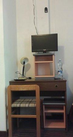 Hotel Milano: camera