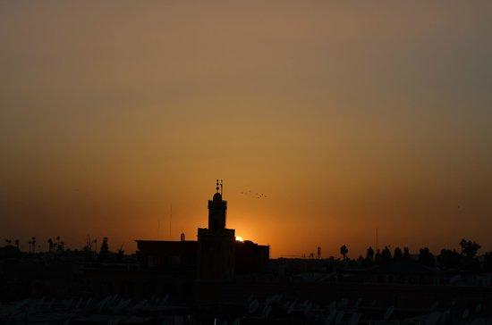Palais Riad Azukar : marrakech by night