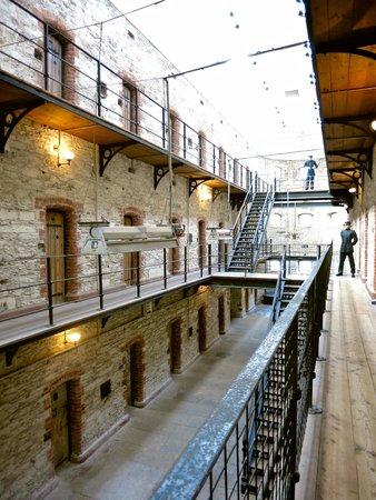 Cork City Gaol second floor
