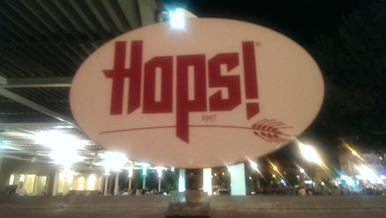 Hops: Insegna locale