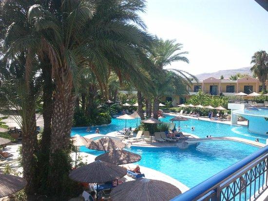 Atrium Palace Thalasso Spa Resort & Villas: Hauptpool