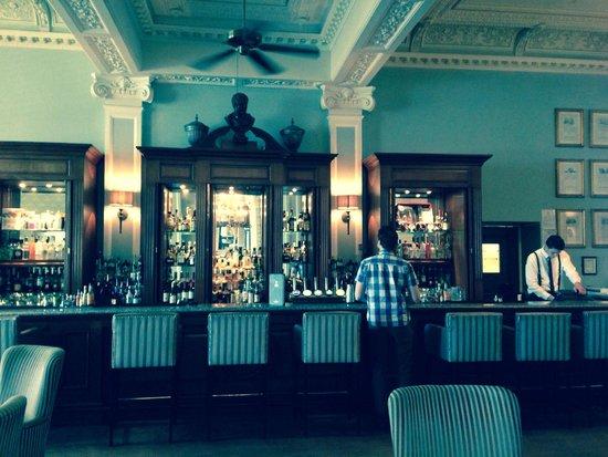 The Grand Brighton: The bar