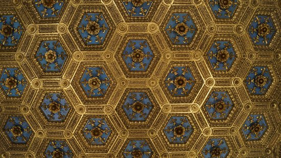 Palazzo Vecchio: plafond