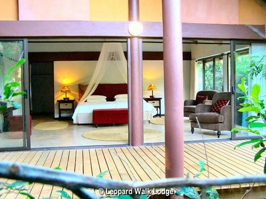 Leopard Walk Lodge: A + Accommodation Room