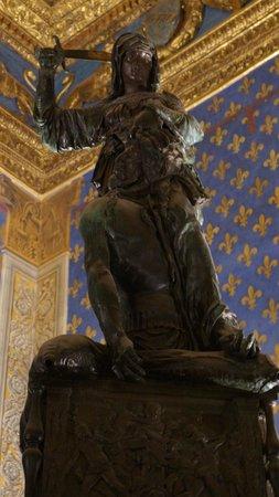 Palazzo Vecchio: Judith