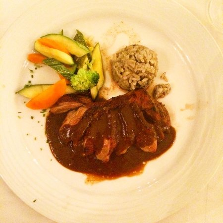 The Royal Playa del Carmen: Duck mole. Yes please!!