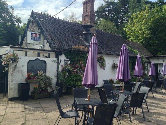 Boathouse Restaurant at Bracebridge: Restaurant