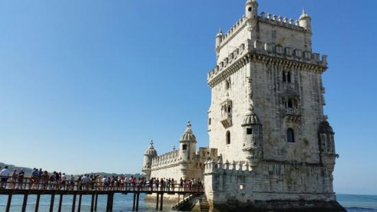 Belém : Photo of Torre de Belem taken with TripAdvisor City Guides
