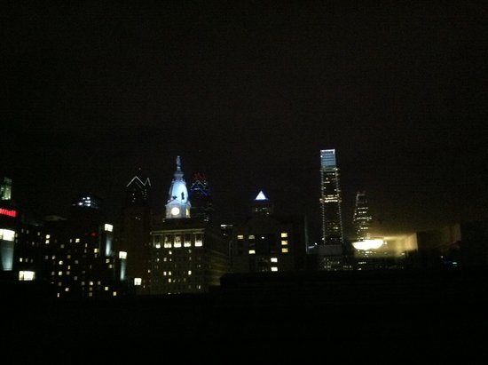 Hilton Garden Inn Philadelphia Center City: Nice view from room 1041!