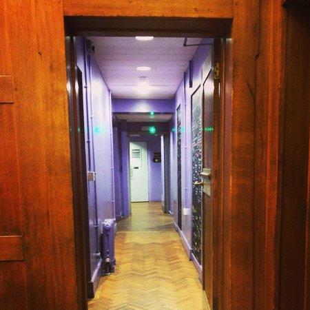 Clink78: Room Aisle