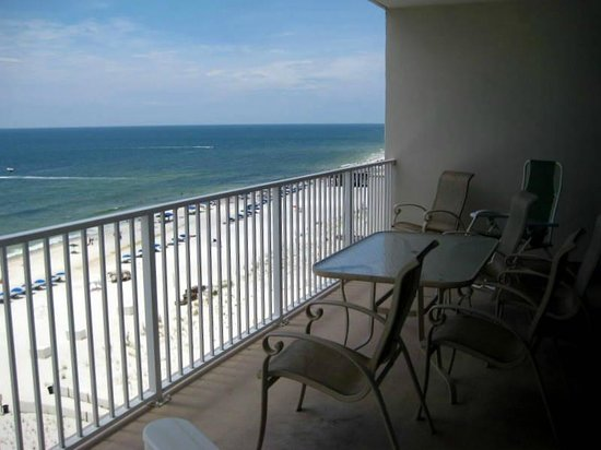 Phoenix All Suites Hotel : Balcony view