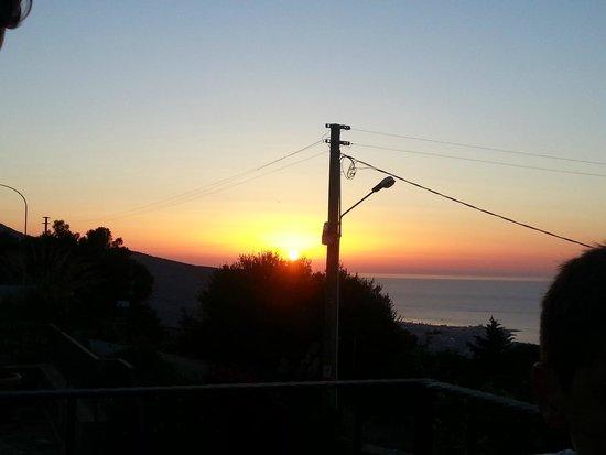 Brezza d'Estate: tramonto