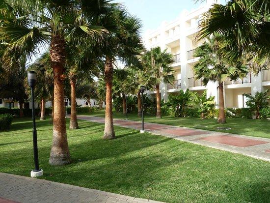 Clubhotel Riu Karamboa: Grounds