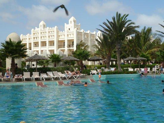 Clubhotel Riu Karamboa: Room blocks