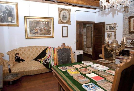 Museo de la Casa de la Troia: Salón principal del Museo de la Casa de la Troya_3