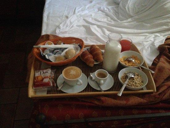 Relais Il Campanile: Desayuno