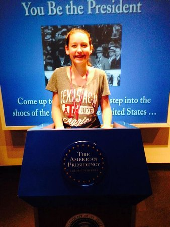 National Museum of American History : Presidential Podium