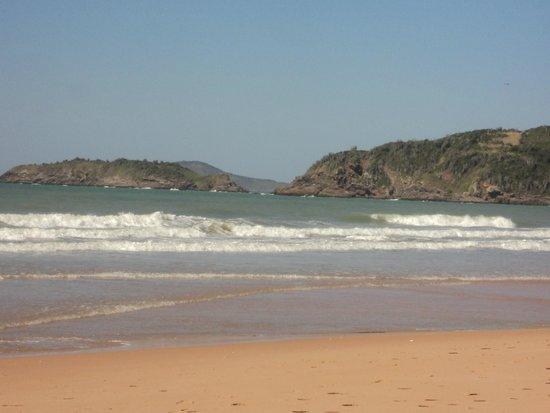 Pousada Mar e Terra: praia de tucuns