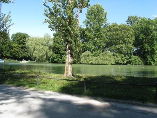 Englischer Garten: Giardino inglese