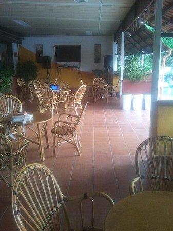 Residence Hotel Felix: veranda