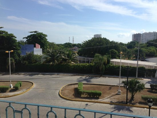 Adhara Hacienda Cancun : Vue de notre chambre