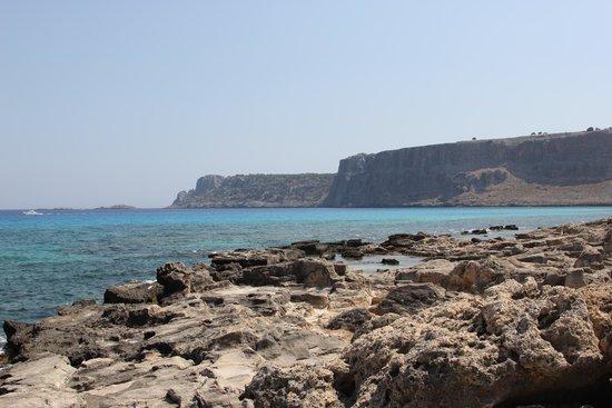 Mitsis Lindos Memories Resort & Spa : Panorama a destra