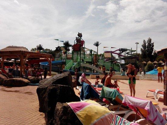 Aqualand Cap d'Agde : Espace enfants