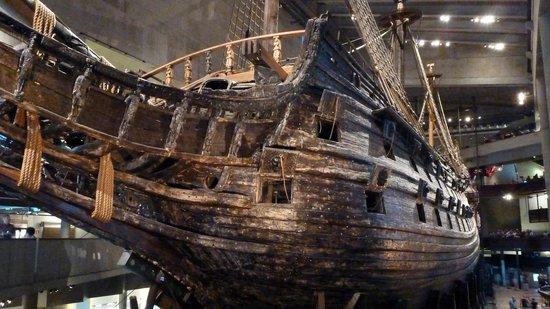 Vasa Museum: Vasa