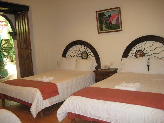 Hotel Jardines del Cerrillo: Doble
