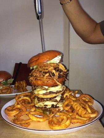 Big Al's American Kitchen: El no va mas...