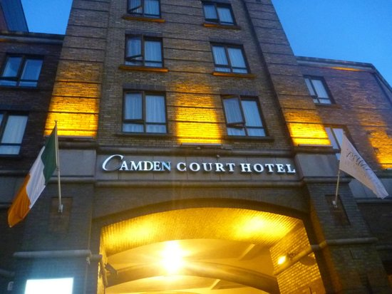 Camden Court Hotel: Entrée principale